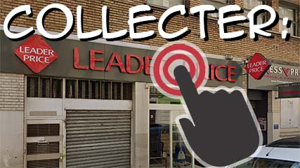 Collectes leader price